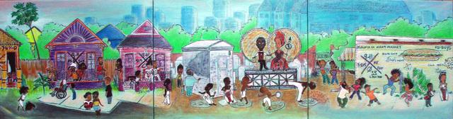 Zeal Harris, 'Nsibidi's Story ', 2019, Wallspace