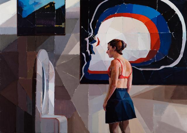 , 'Scene B,' 2017, Abend Gallery