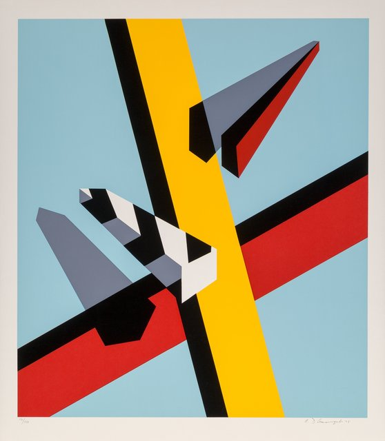 Allan D'Arcangelo, 'Reflection', 1978, Heritage Auctions