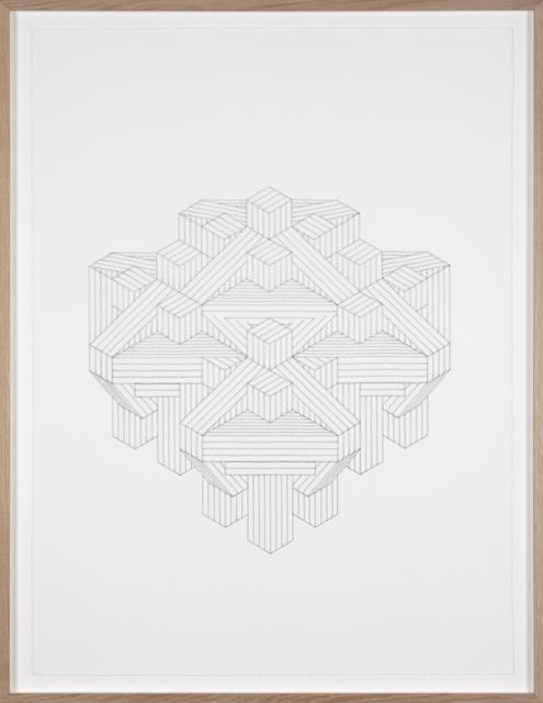 , 'Dessin #3,' 2016, Galerie Laurence Bernard
