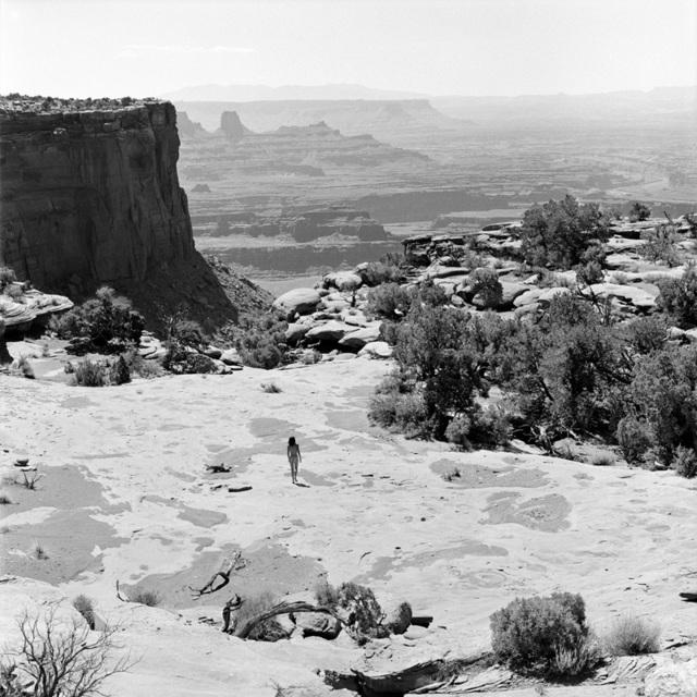 , 'Dead Horse Point, Utah- No 09,' , Waterhouse & Dodd
