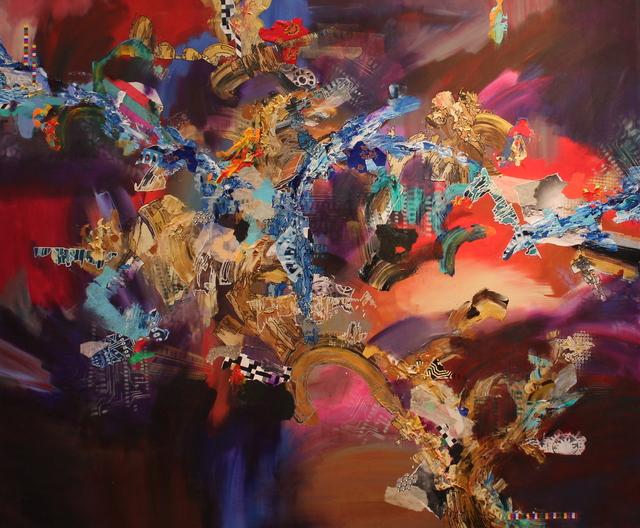, 'Paradise Nova,' 2015, Ro2 Art