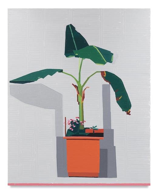 , 'Hydra Corner II,' 2017, Miles McEnery Gallery