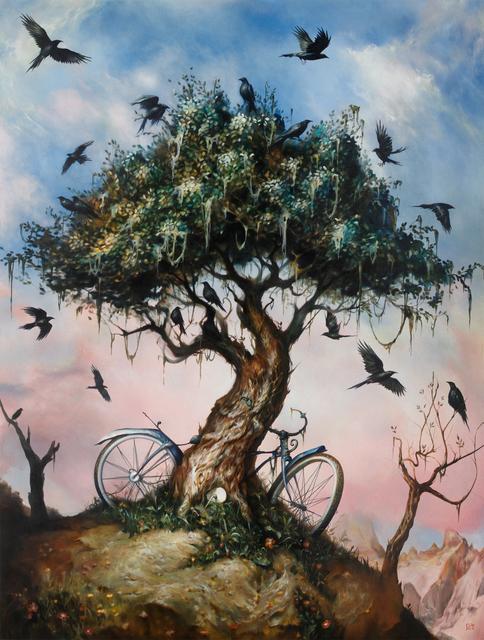 , 'Monsoon II,' 2014, Jonathan LeVine Projects
