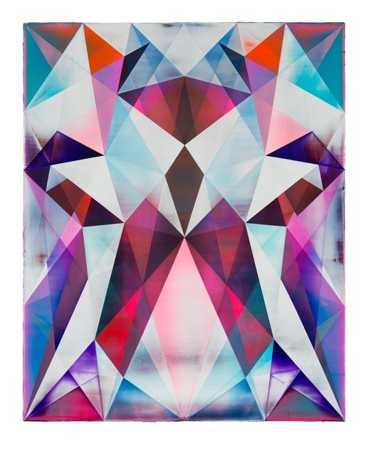 , 'Rhombus (Origami),' 2013, Jessica Silverman Gallery