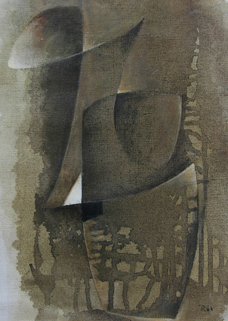 , 'Oiseau brun,' 1963, Galerie du Griffon