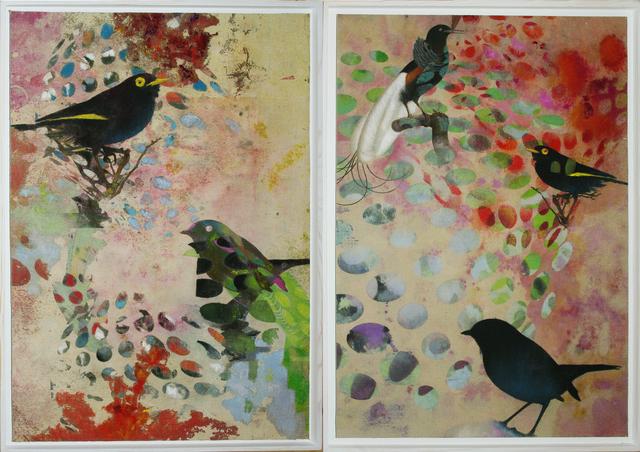 , 'Birds 0018,' 2017, Artgráfico