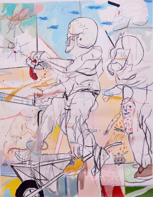 Thameur Mejri, 'Broken Shards 2', 2018, Gallery 1957
