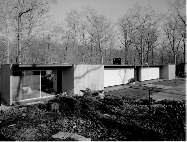 Pedro E. Guerrero, 'Teaze House, New Canaan, CT (John Black Lee, Architect)', 1962, Edward Cella Art and Architecture