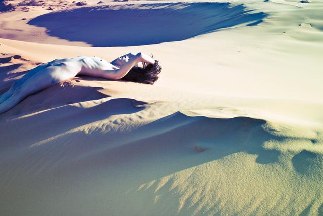 Teresa Flowers, 'Dunes Nude #10', ca. 2012, bG Gallery
