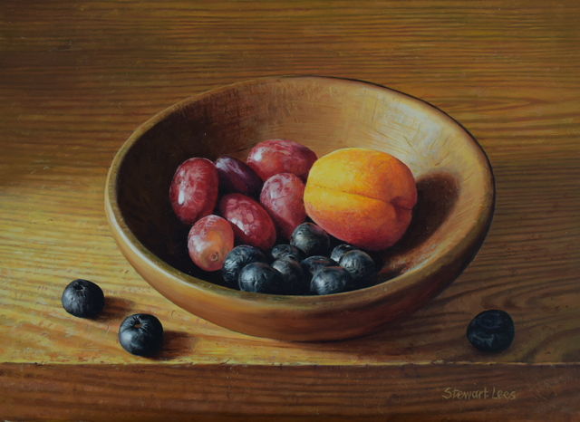 , 'Soft Fruits in a Bowl,' , Gladwell & Patterson
