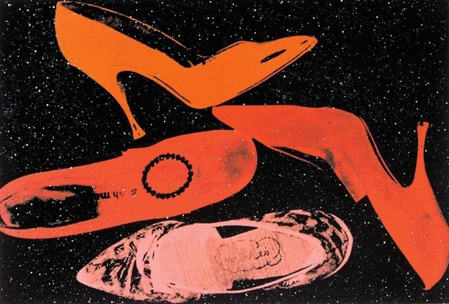 Andy Warhol, 'Shoes (FS 11.253)', 1980, Revolver Gallery