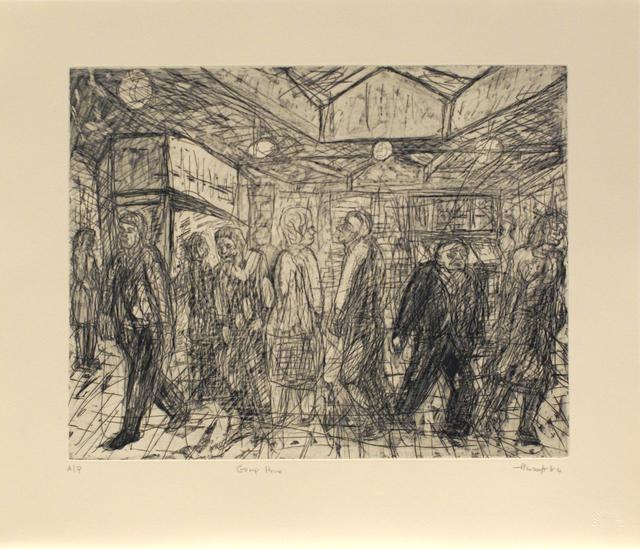 Leon Kossoff, 'Going Home', 1984, Bernard Jacobson Gallery