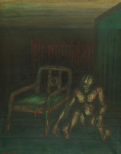 , 'Awaiting Master's Arrival,' 1982, Dag Modern