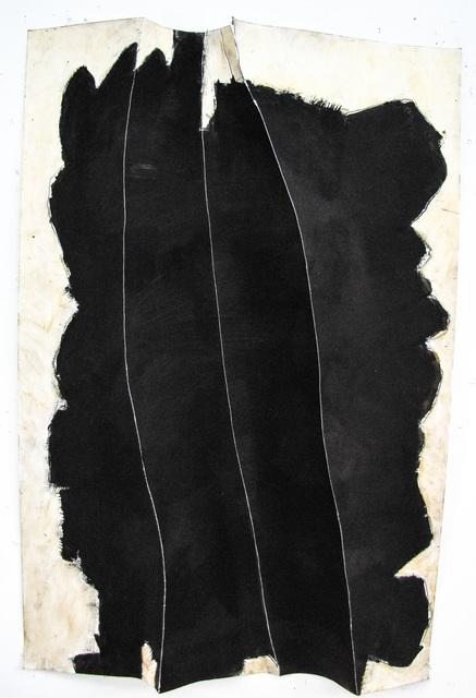 André de Jong, 'Noir', 2018, The Merchant House