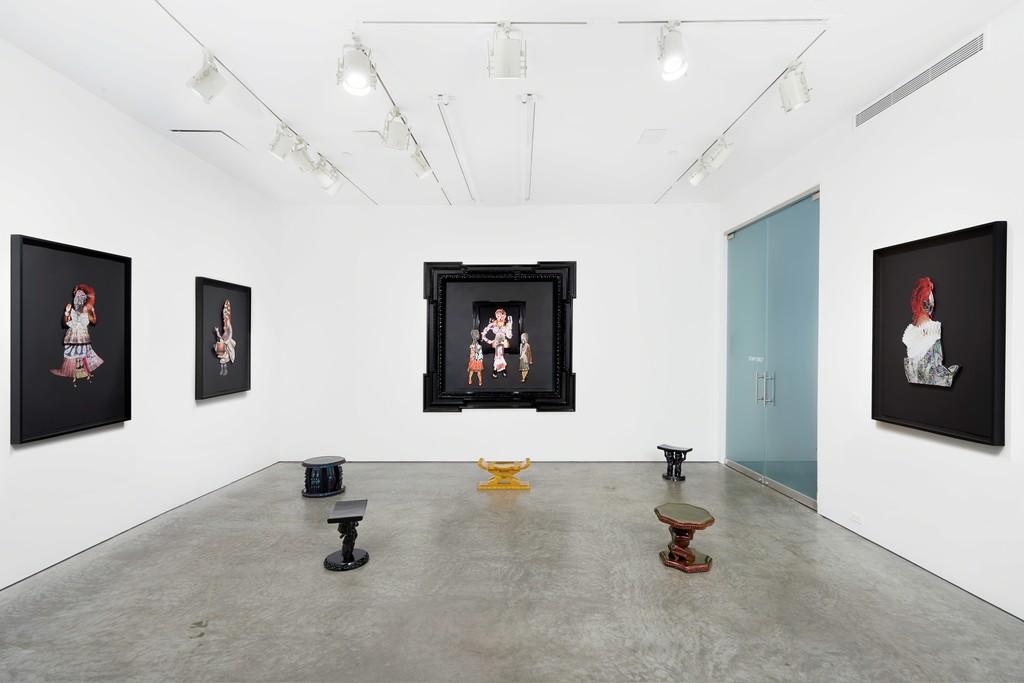 Rashaad Newsome, Reclaiming Our Time, De Buck Gallery, 2017