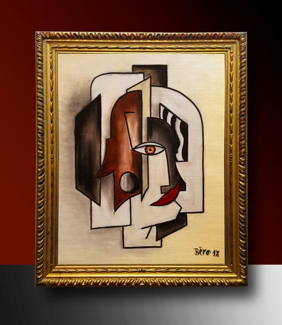 Alain Beraud, 'Portrait of Fernand', 2017, BOCCARA ART