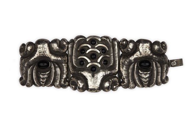 , 'Bracelet in the Style of Matilde Poulat,' 1930-1940, The Jewelry Library