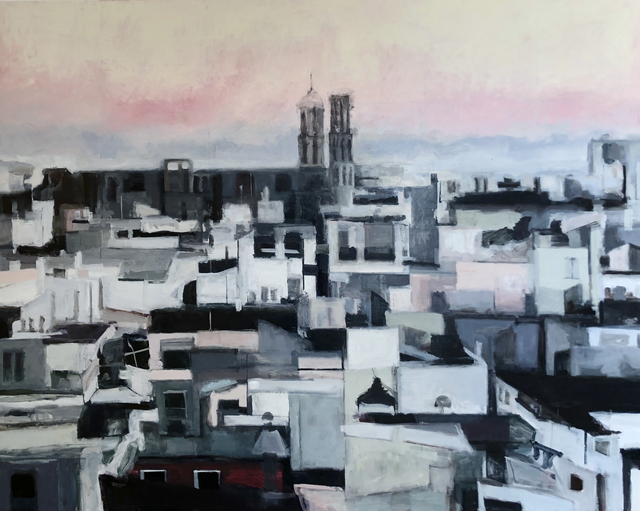 Hadas Tal, 'Twilight ', Maybaum Gallery