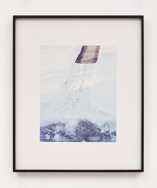 , 'Cartographies (Awhoo),' 2017, Galerie Greta Meert