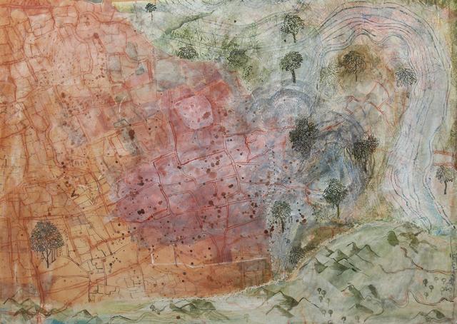 , 'Landscape VIII,' 2016, Saskia Fernando Gallery