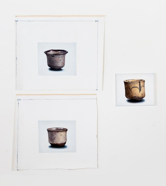 Lisa Milroy, 'Tea Bowls', 2015-2017, One Off Contemporary Art Gallery