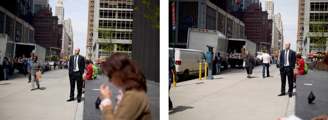 , '53rd Street and 6th Avenue, 6th May 2011, 2.41.26 pm ,' , Pace/MacGill Gallery