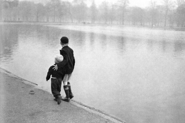 , 'Brothers, Hyde Park, London,' 1951, Cavalier Galleries