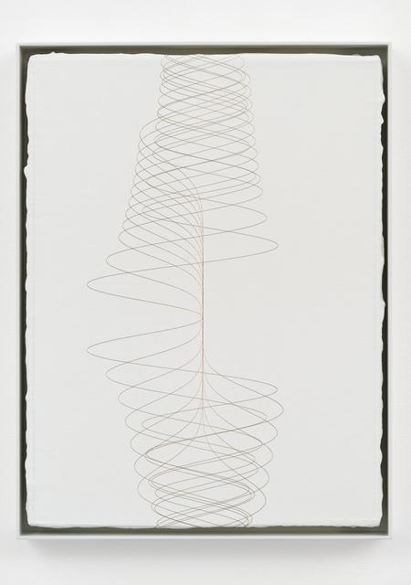 , 'formula bessel A 1,' 2016, Galerie EIGEN + ART
