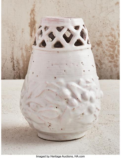 Berthe Cazin, 'Flieder Vase', circa 1908, Heritage Auctions