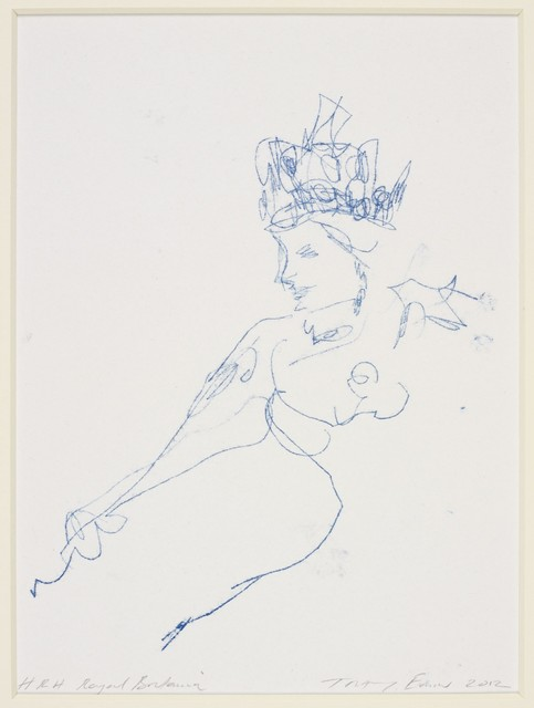 , 'HRH Royal Britannia,' 2012, Tanya Baxter Contemporary