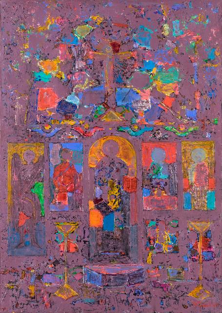 , 'Church Interior,' 2015, ArtWizard