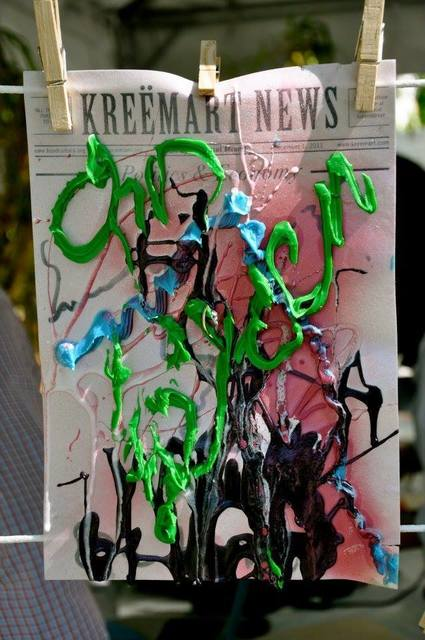 , 'Digestible News,' , Kreëmart