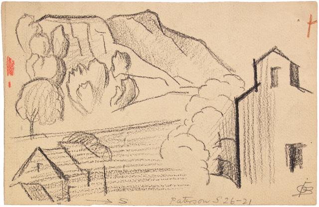 , 'PATERSON,' 1921, Jerald Melberg Gallery