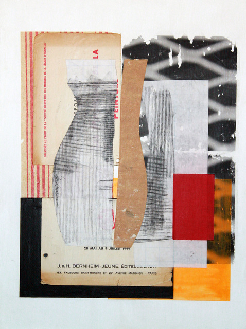 Eric Bohr, 'La Peinture', 2018, Mixed Media, Mixed media onpanel, Slate Contemporary