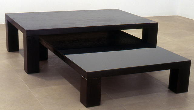 , 'Coffee Table (Smoked),' 2002, Bortolami