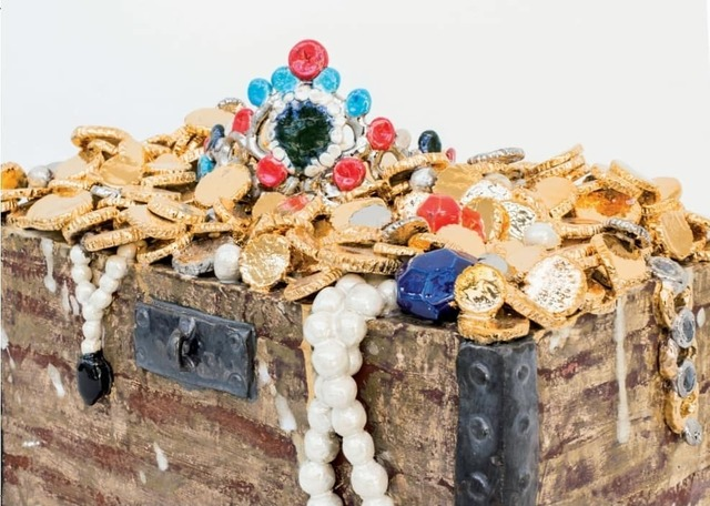 , 'The Mining of Natural Resources,' 2018, KETELEER GALLERY