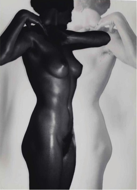 , 'Black & White Nude,' 1930-1936, Bernheimer Fine Art