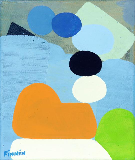 , 'Doing The Lap,' 2018, John Martin Gallery