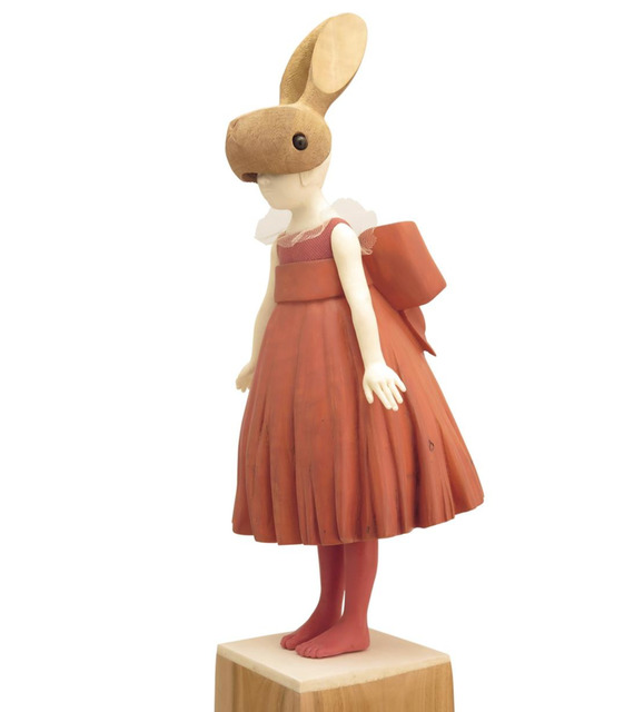 , 'The Hare,' ca. 2018, Uitstalling