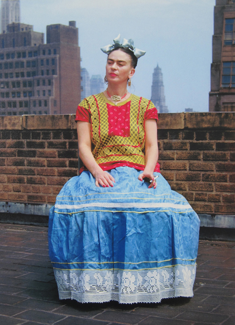, 'Frida in New York,' 1946, PDNB Gallery
