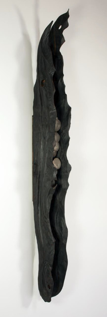 , 'Charred,' 2018, Seager Gray Gallery
