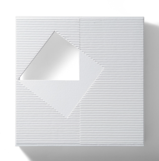 , 'Construction du vide n°1,' 1987, Espace Meyer Zafra