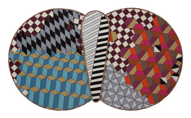 , 'Mediopictus,' 2017, Linda Hodges Gallery