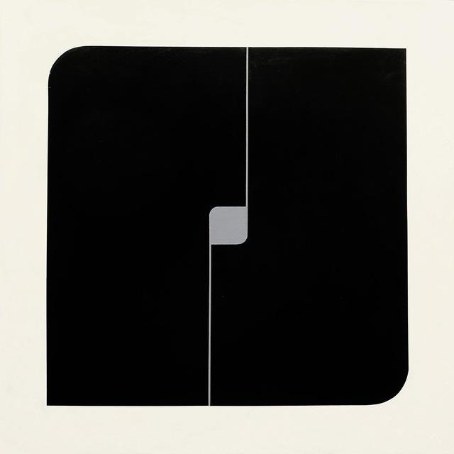 , 'Two Black Angles,' 2019, Ian Tan Gallery