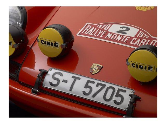 Michael Furman, '1970 911 RALLYE FRONT DECK LID', ca. 2014, Photography, Michael Furman, Photograph, Porsche, Porsche Portraits, Patina Gallery