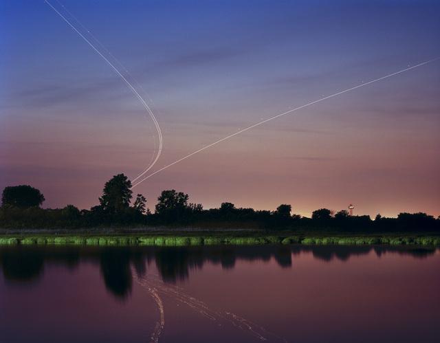 Kevin Cooley, 'Takeoffs JFK Runway 13R Sunset', 2006, Kopeikin Gallery