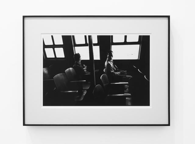, 'Barca Rio de Janeiro - Novembro/79,' 1979, LURIXS: Arte Contemporânea