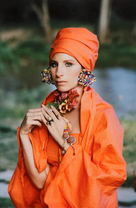 Kenya Portrait in Orange