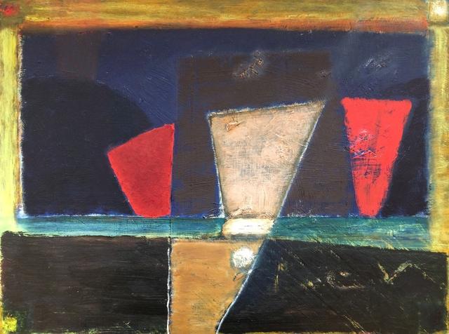 , 'Postcard 2 ,' 2014, Eames Fine Art